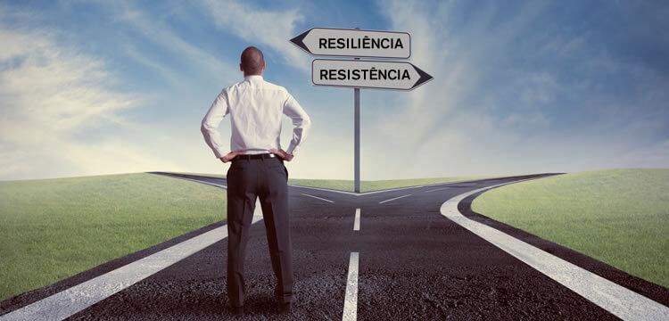 Resiliência x Resistência